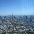 東京の景色が一望できます