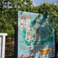川口市グリーンセンター園内マップ