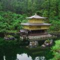 こちらは京都金閣寺ですね