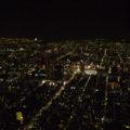 スカイツリー 展望回廊からの夜景