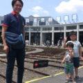 京都鉄道博物館 機関庫