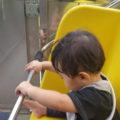 小さな子供でも一緒に乗れますよ!