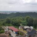 山頂からの風景はこんな感じ!