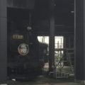 下今市駅 SL 車庫