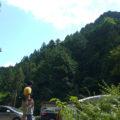 大岳鍾乳洞を子供と探検するぞ~