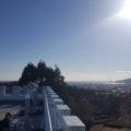 展望台からの駿河湾