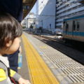 JR大船駅で横須賀線