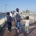 江ノ島までハイキング