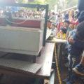 モルモットレールは大人気