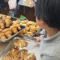 本店のパン屋さん