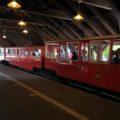 ロムニー鉄道 子供と乗車