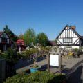 イギリス村園内風景