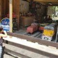 車庫だよ~