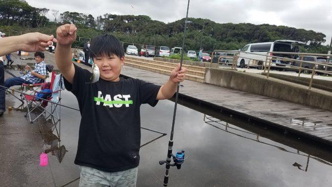 東扇島西公園 さびき釣り