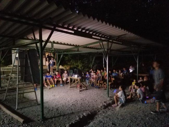 ビッグランド キャンプ滞在記