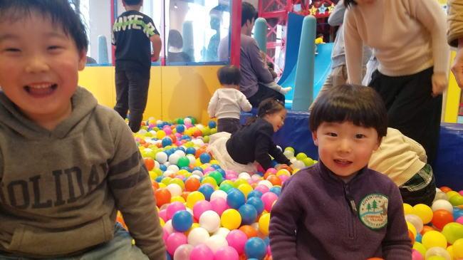 雨の日 栃木 子供と遊び