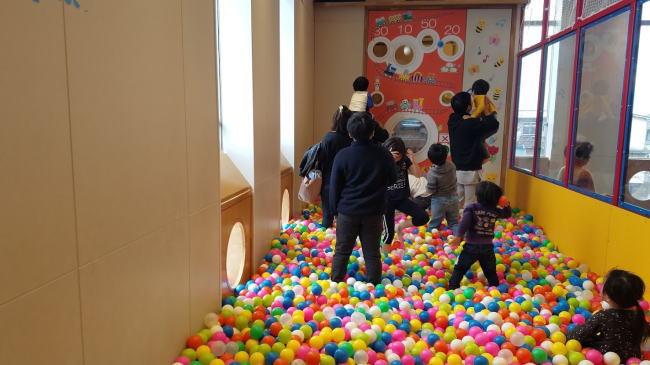 トコトコ大田原で子供と遊ぶ