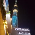 東京スカイツリー 夜景