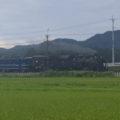 SL大樹 走行風景