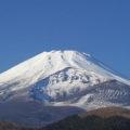 ぐりんぱからの富士山