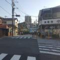 湘南モノレール江ノ島駅から江ノ電江ノ島駅方面