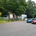 尾白川渓谷駐車場